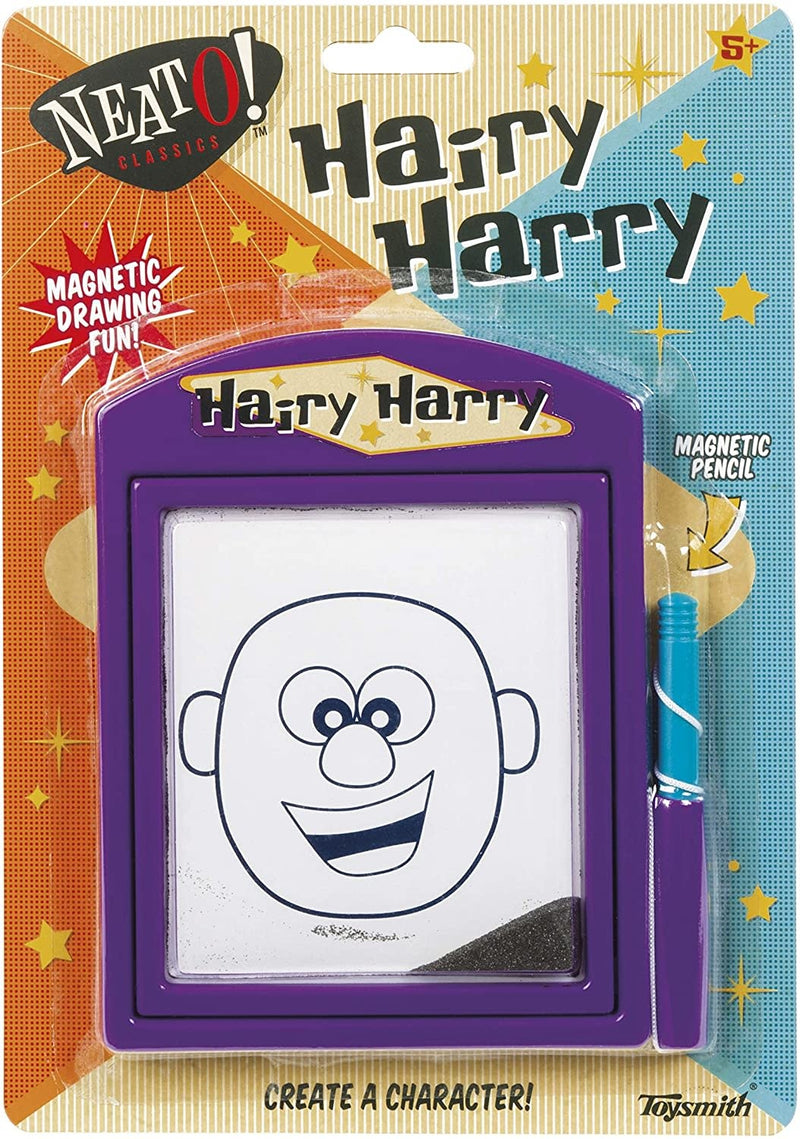 Classic Hairy Harry Magnetic Drawing Board