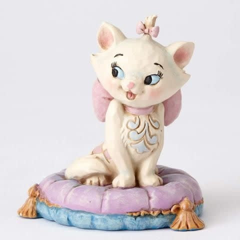 Disney Traditions Marie Figure
