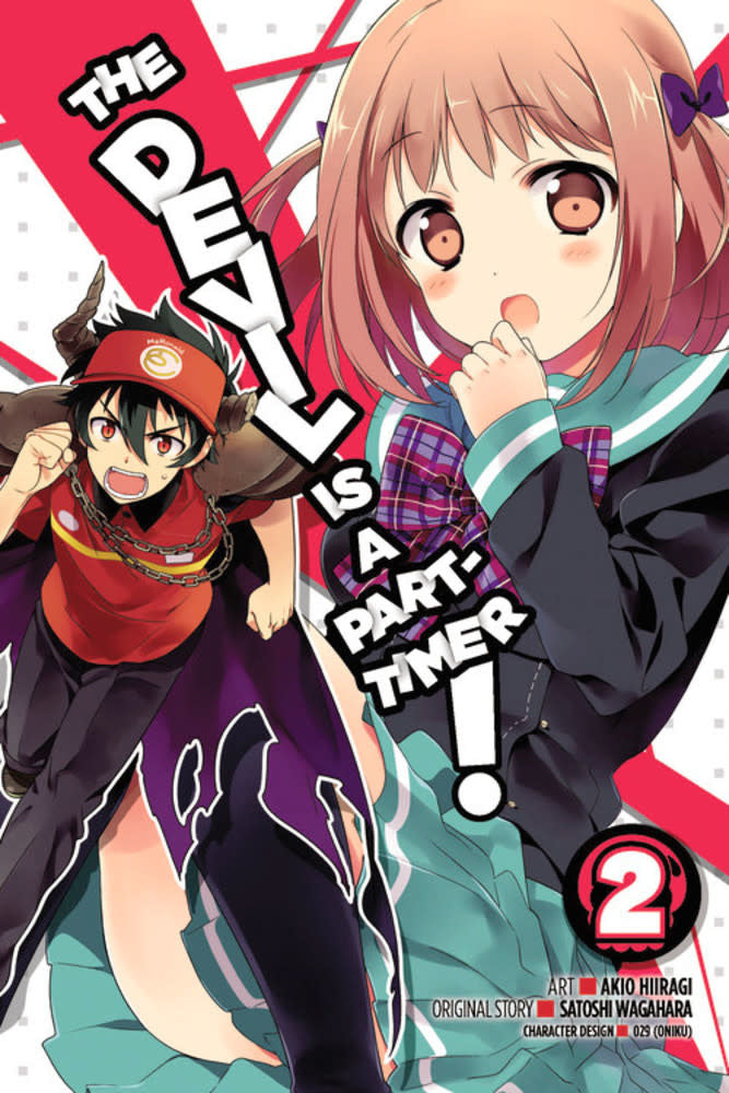 The Devil is a Part-Timer Vol. 2