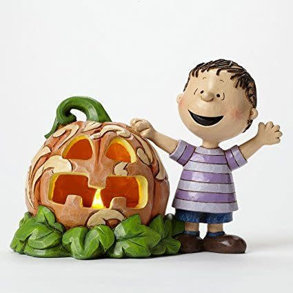 Linus and The Great Pumpkin Jim Shore