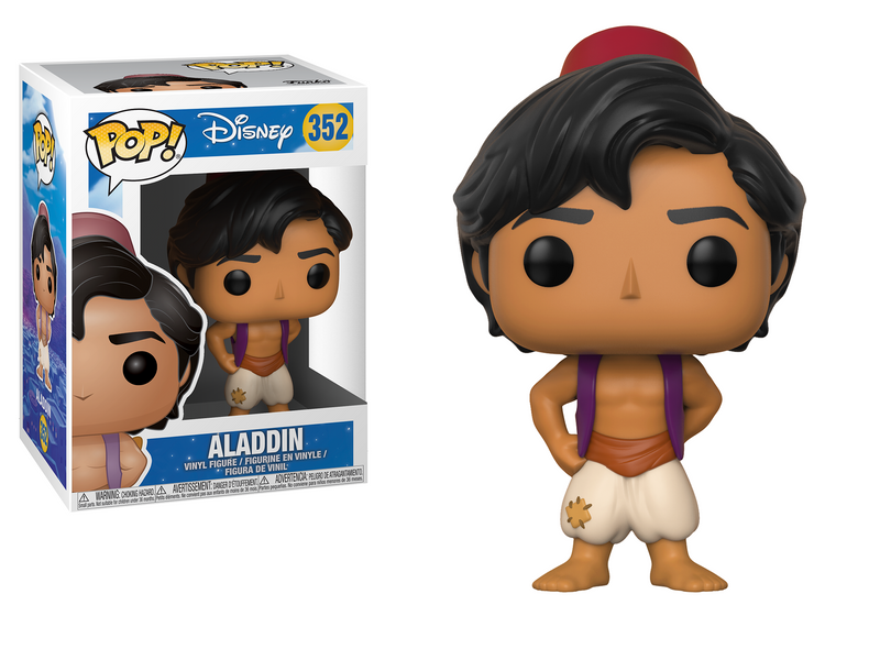 Aladdin Pop! Figure
