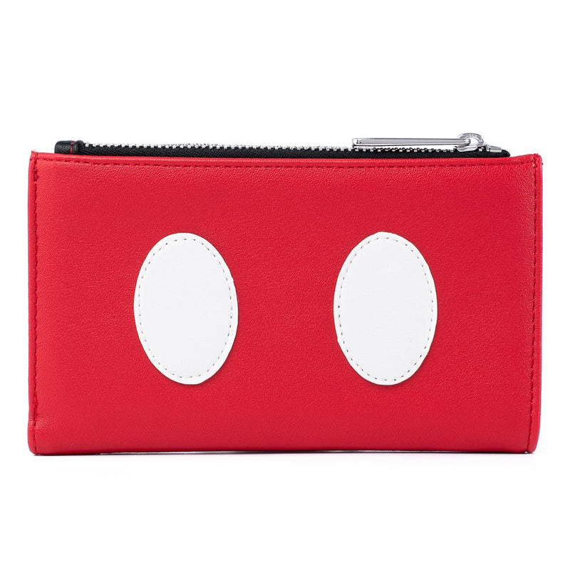 Mickey Cosplay Flap Wallet