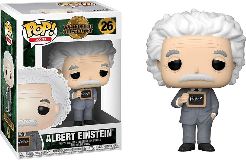 Albert Einstein Pop! Figure