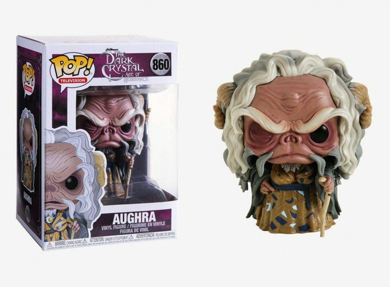 Dark Crystal Aughra Pop! Figure