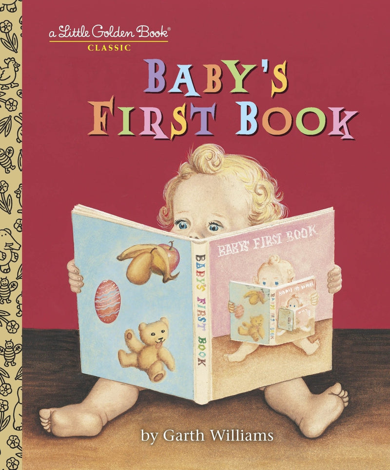 Little Golden Book: Baby's First Book