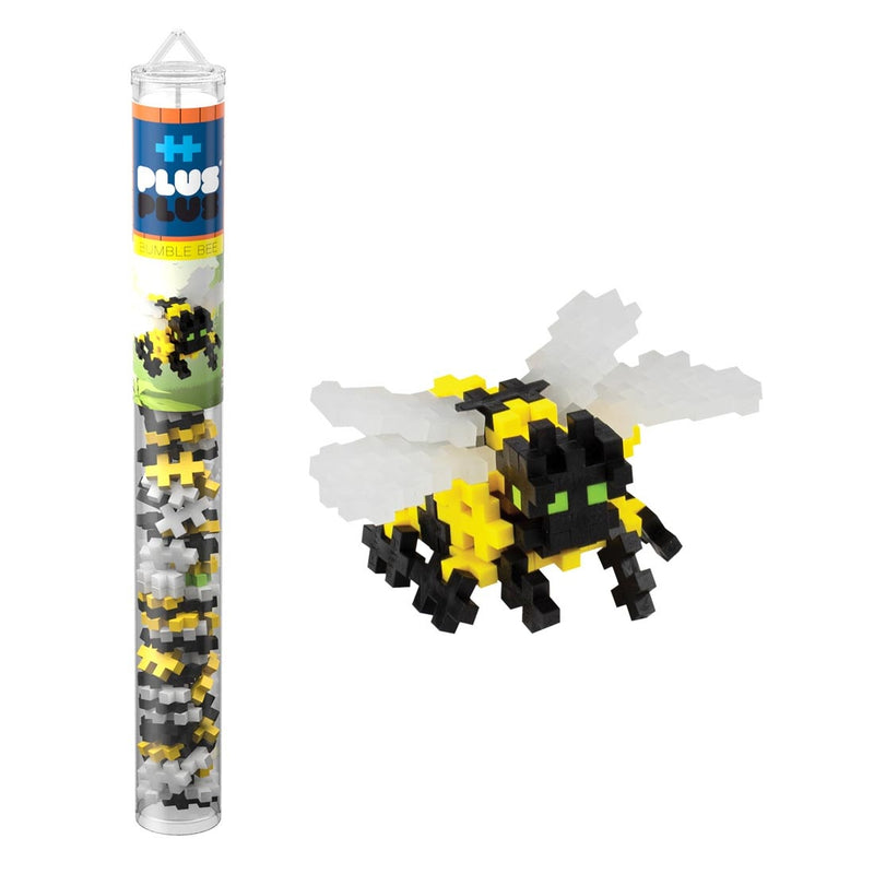 Plus Plus Tube Bumble Bee