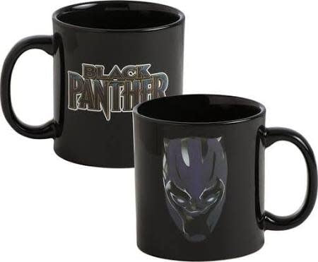 Black Panther 20oz Ceramic Mug