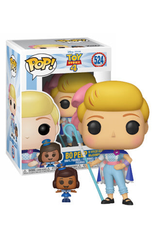 Bo Peep With Officer McDimples Pop! Figure