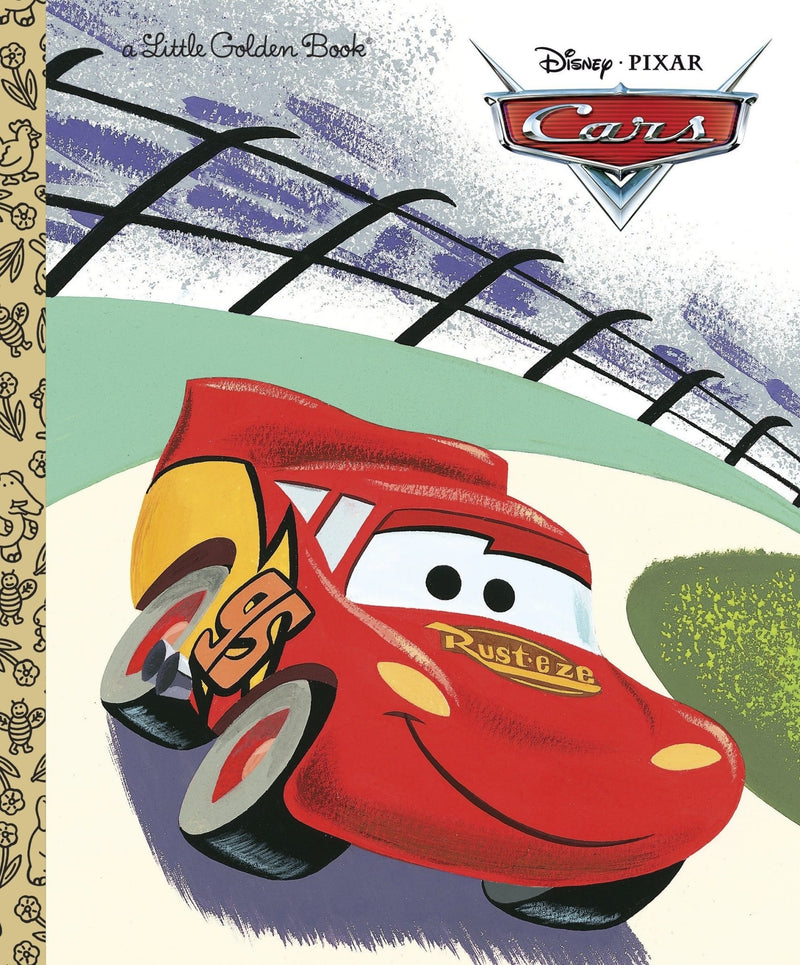 Little Golden Book: Cars