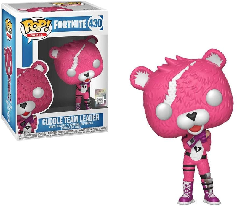 Cuddle Team Leader Pop! Figure