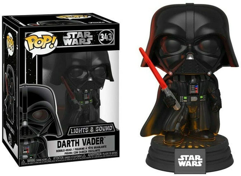 Darth Vader Electronic Pop! Figure