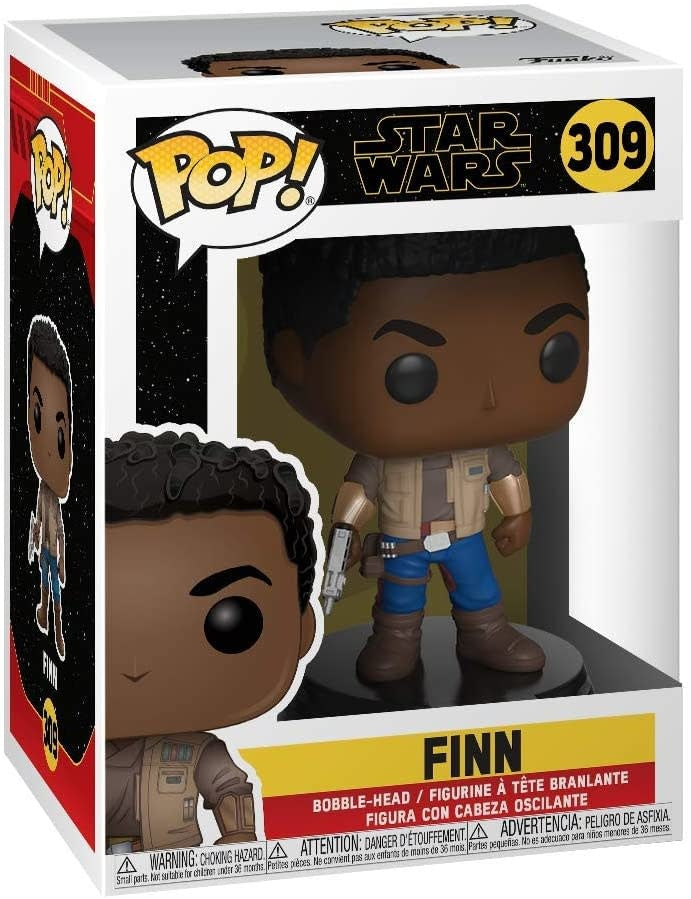 Finn Pop! Figure