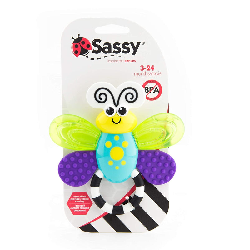 Flutterby Teether