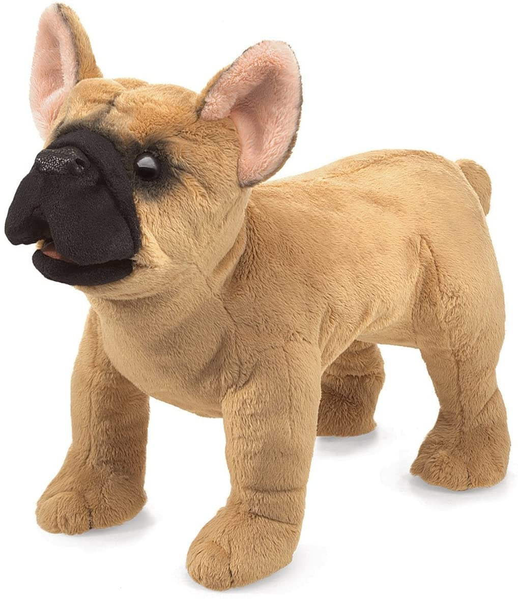 Folkmanis: French Bulldog