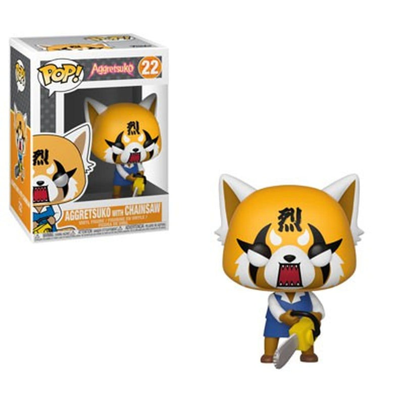 POP! Aggretsuko with Chainsaw