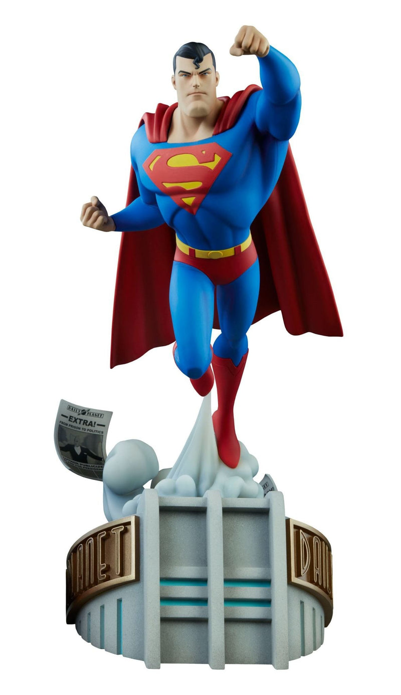 Superman Statue by Sideshow Collectibles