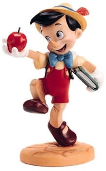 "Walt Disney Classics Collection ""Goodbye Father"" Pinocchio"