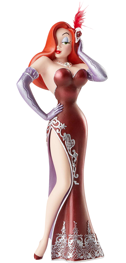 Jessica Rabbit Couture de Force Figure