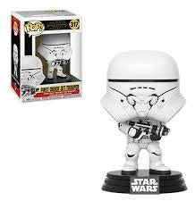 First Order Jet Trooper Pop! Figure