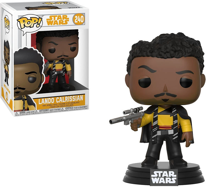 Lando Calrissian Pop! Figure