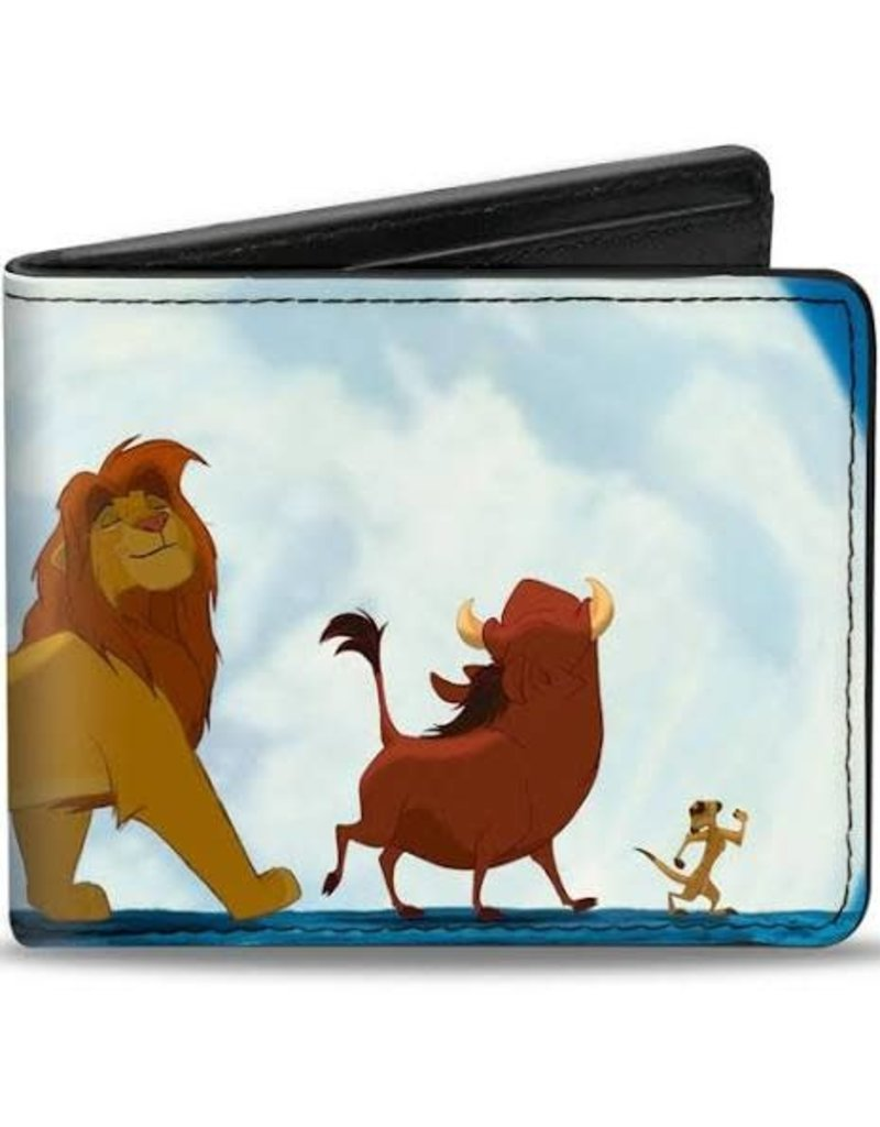 Lion King Bi-fold Wallet