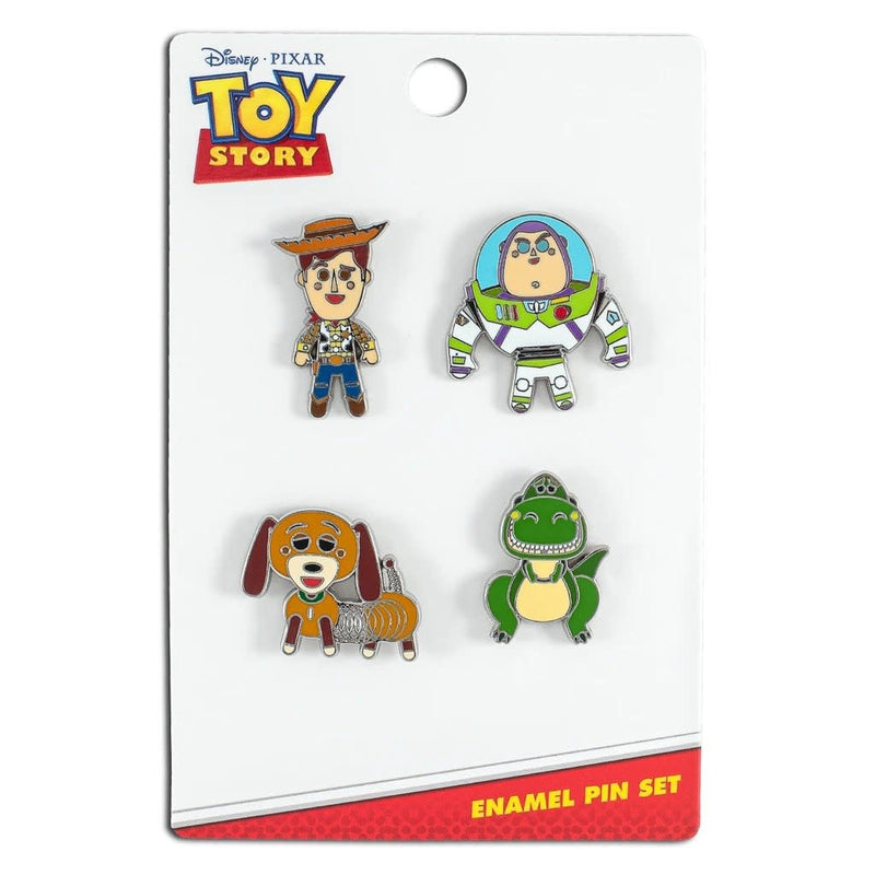 Loungefly Toy Story Pin Set