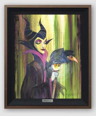 Maleficent The Wicked-Silver Limited