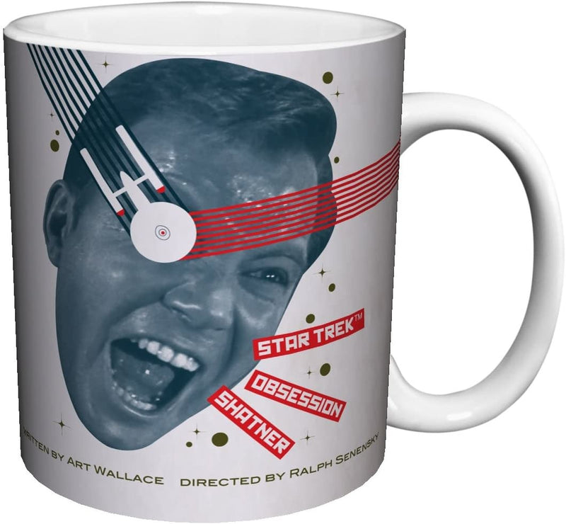 Star Trek Obsession Shanter Mug