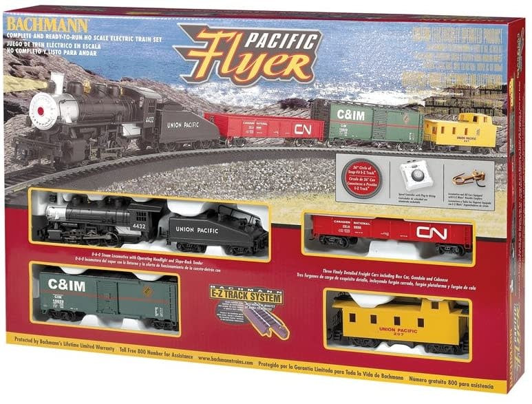 Bachmann Pacific Flyer HO Set
