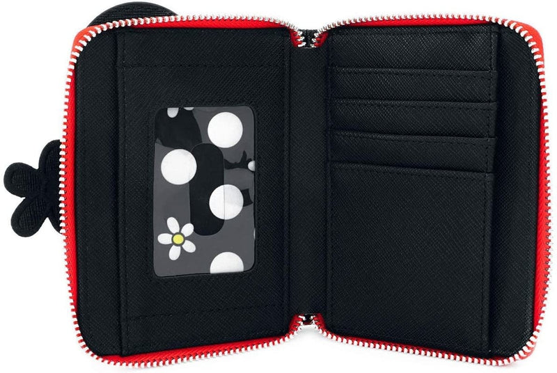 Loungefly Minnie Polka Dot Wallet