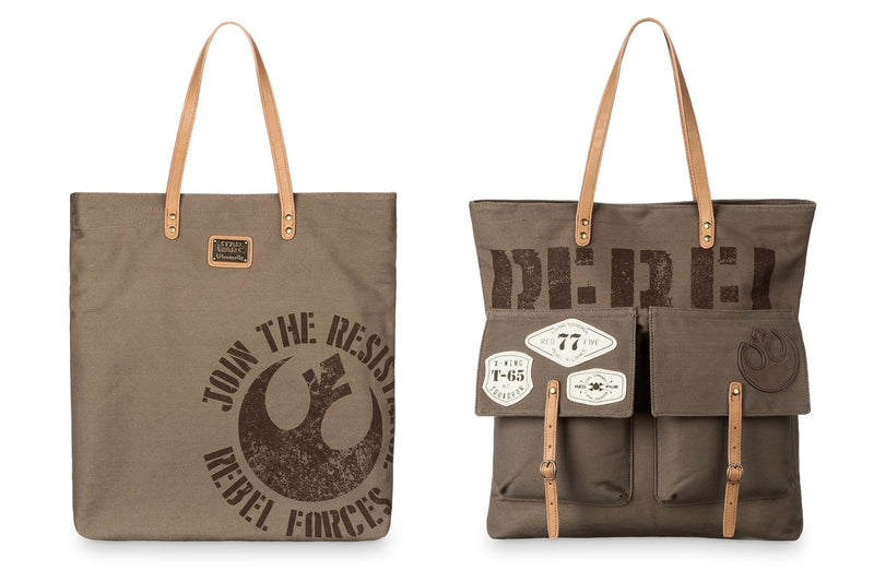 Loungefly Rebel Resistance Tote