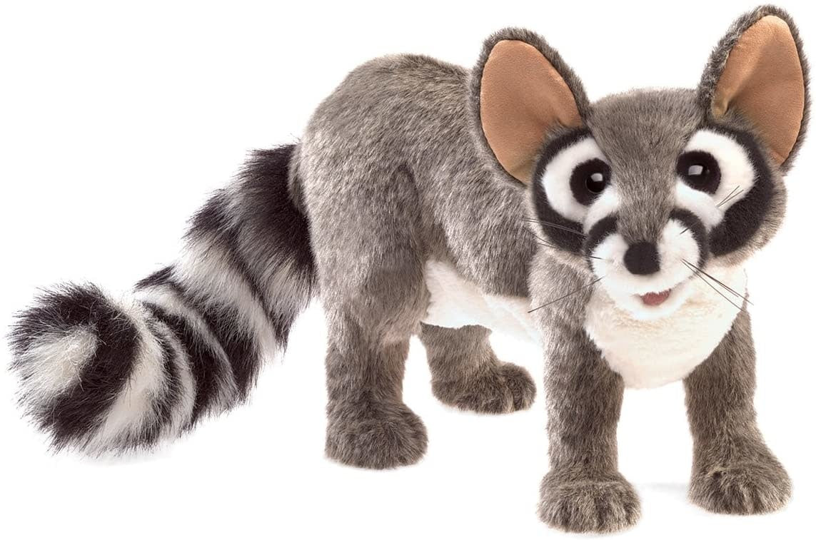 Folkmanis: Ringtail Cat Puppet