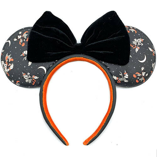 Mickey/Minnie Vamp Witch AOP Headband