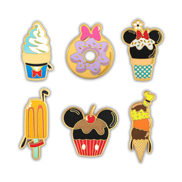 Disney Blind Box Snack Pins