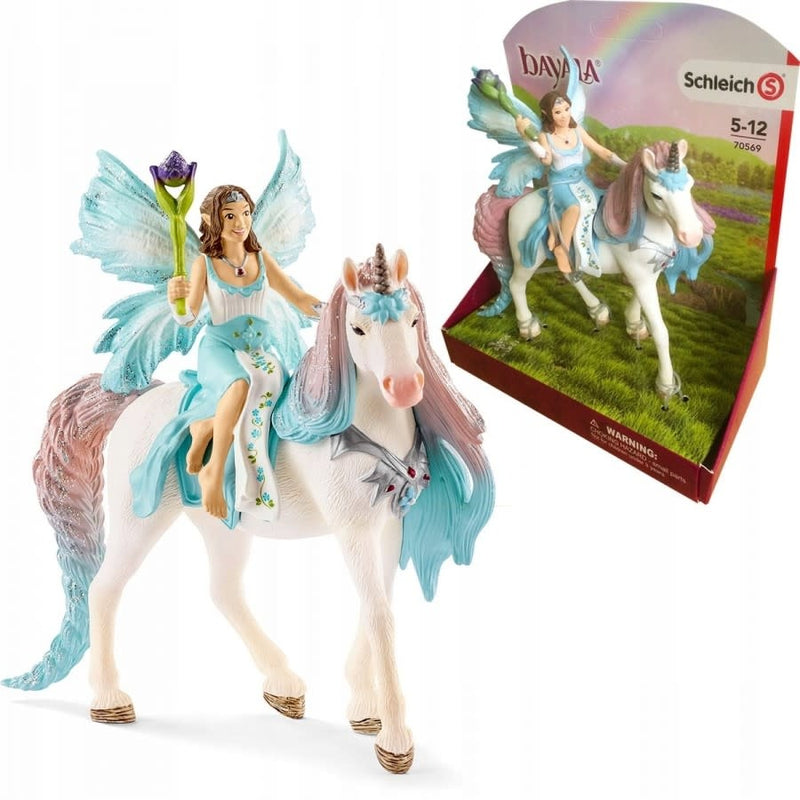Fairy Eyela with Princess Unicorn