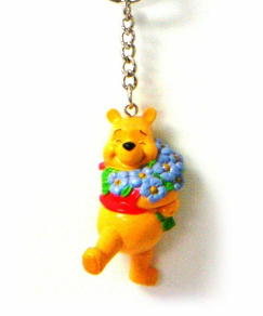 Pooh 3D Keychain