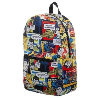 Bioworld Star Trek Backpack