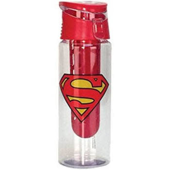 Superman Infuser Bottle