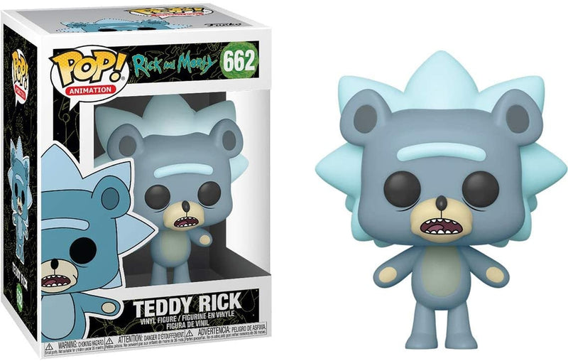 Teddy Rick Pop! Figure