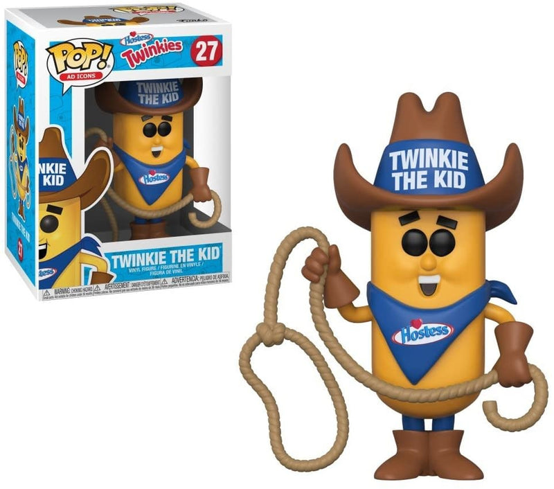 Ad Icon Twinkie The Kid Pop! Figure