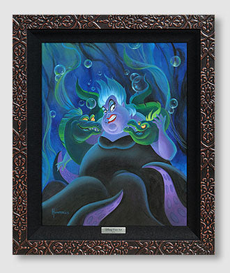 Ursula and Her Messengers-Silver Limited