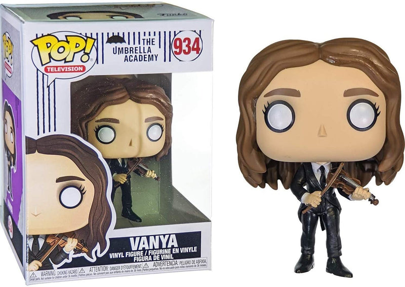 Umbrella Academy Vanya Pop! Figure