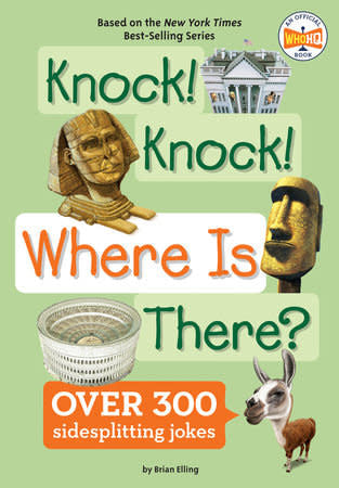 WhoHQ: Knock! Knock! Where Is There?