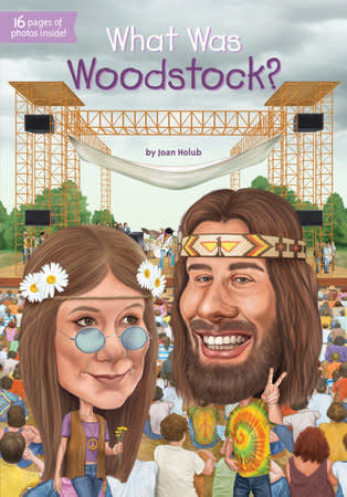 WhoHQ: What Was Woodstock?