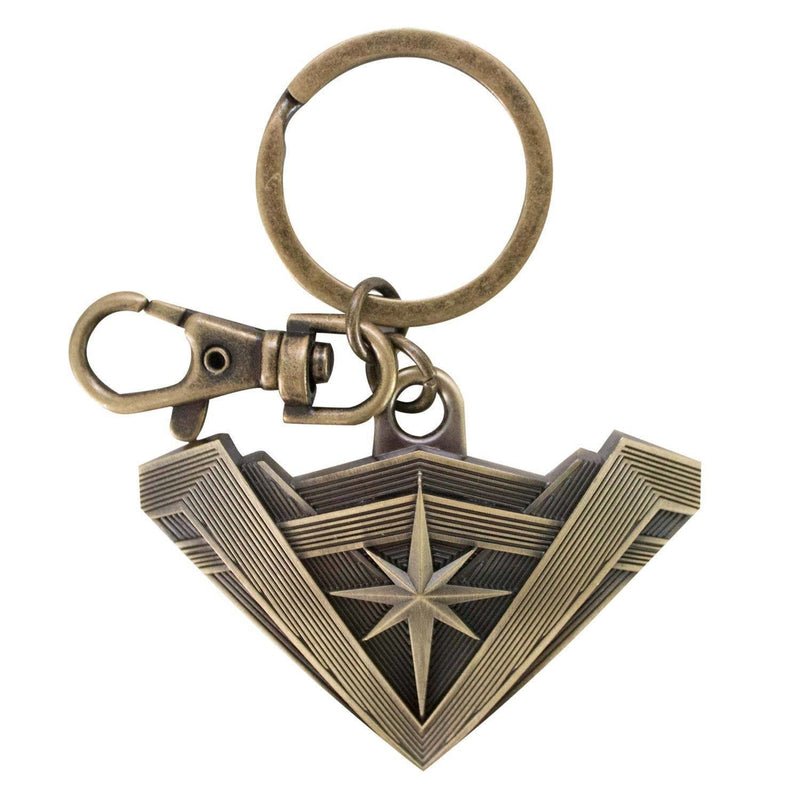 Wonder Woman Tiara Keychain