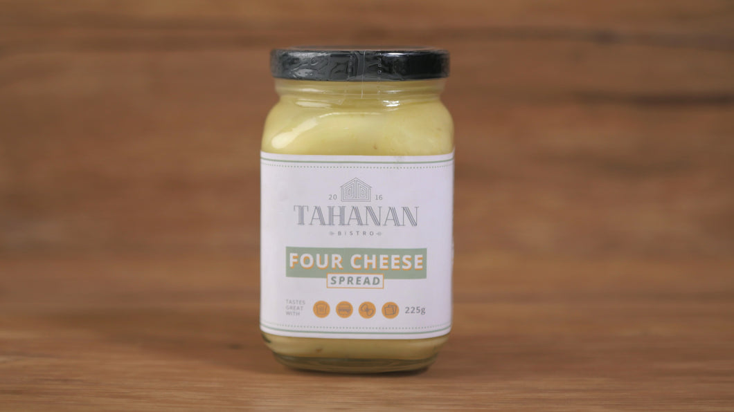 Four Cheese Spread