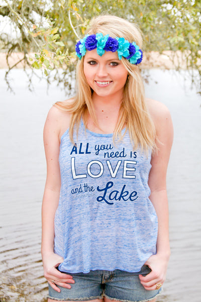 All You Need Is Love & The Lake Tank