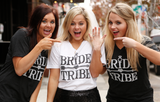 BRIDE TRIBE - SS- BLACK