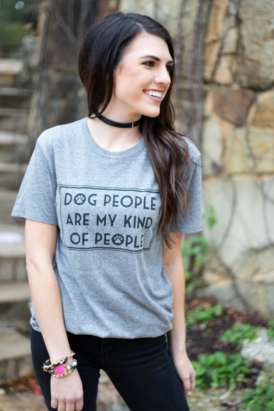 Dog People Are My People - Short Sleeve