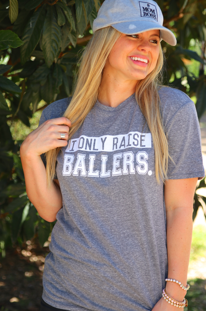 I Only Raise Ballers - Short Sleeve